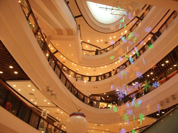 Millradenschwere Shopping Center sollen das Image Pattayas verändern helfen