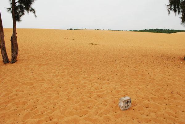 Trockenzone Vietnam
