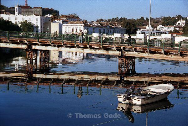Brücke über den Fluss Gilhao