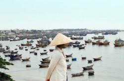 Der Ort Mui Ne, abseits der Touristenzone