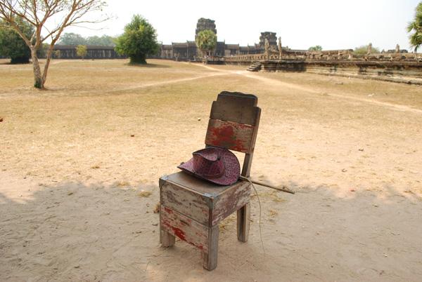 Angkor Wat - das Zauberwort