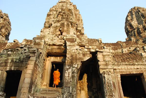 Bayon - das Zentrum Angkors