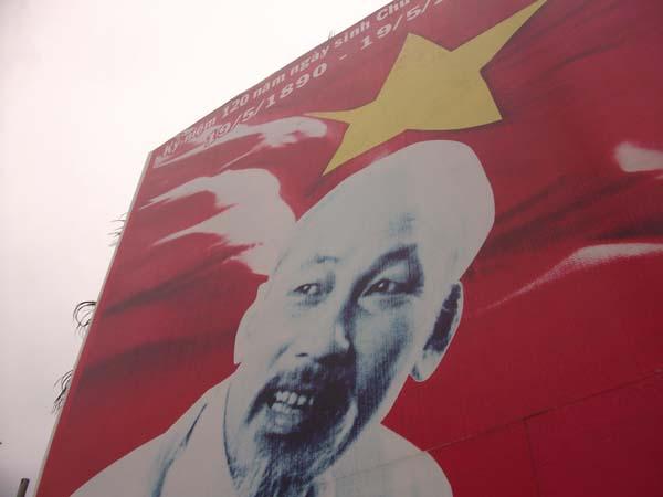Hoch lebe Ho Chi Minh