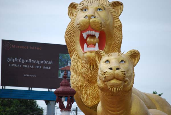 Sianoukville- Die Golden Lions kennt jeder