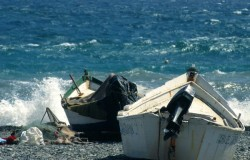 Die Fischerboote, es gibt sie noch!