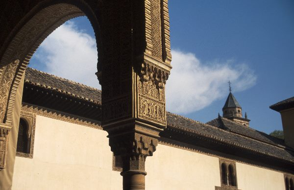 Alhambra - Maurische Architektur