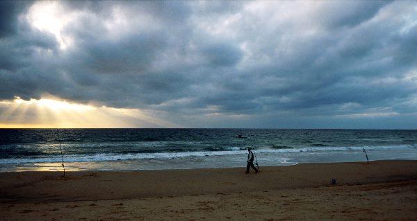 Sonnenuntergang - Atlantikküste
