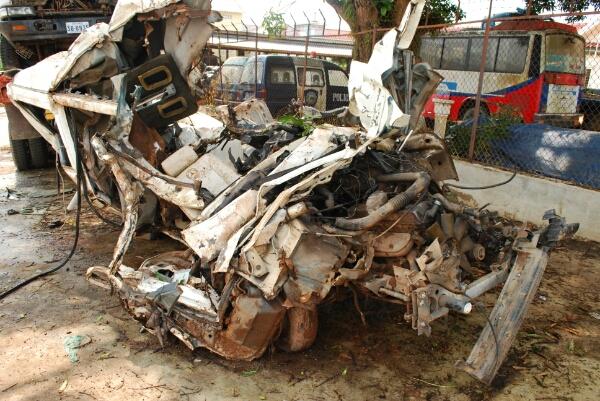 Minibus. 16 Tote