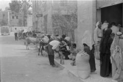 um 1960. Naher Osten. Israel. Jerusalem